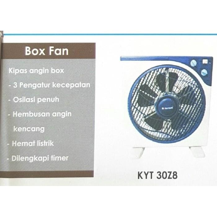 Box Fan Kipas Angin Meja Kipas Angin Kotak 12 Inch Matsunichi KYT30Z8 / KYT 30 Z8 / KYT-30 Z8 | Shopee Indonesia