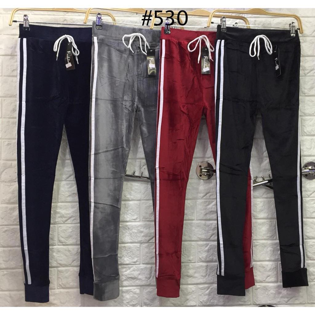 Celana Legging Bludru Velvet List Import Best Seller Shopee Indonesia
