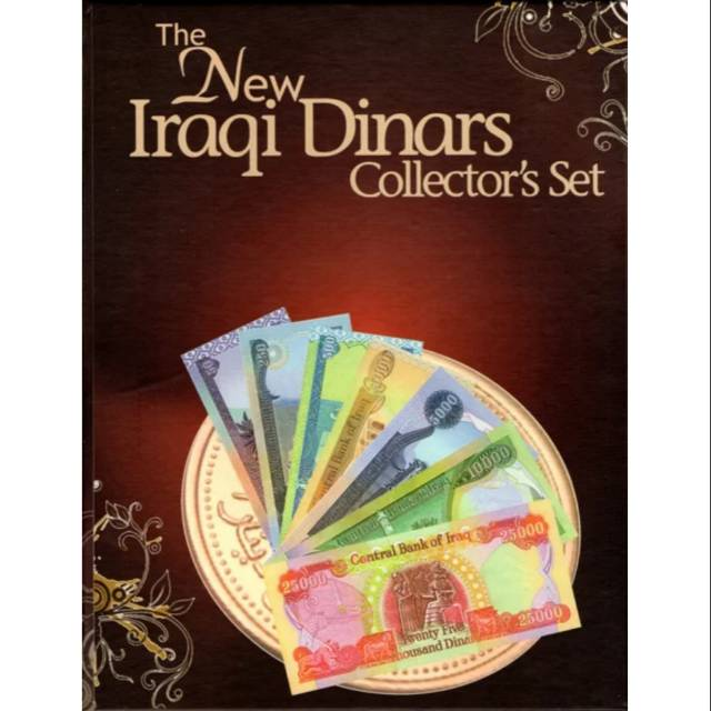 Dinar Iraq The New Iraqi Dinars