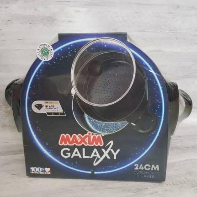 Maxim Steamer Galaxy 24 cm