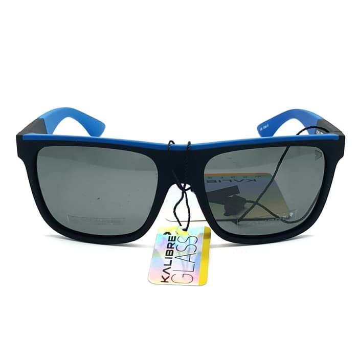 Kalibre 996156999 Eyewear Kacamata Hitam Sunglasses Anti Uv Polarized Anti  Fog Merah Biru Muda  4ba3835d78