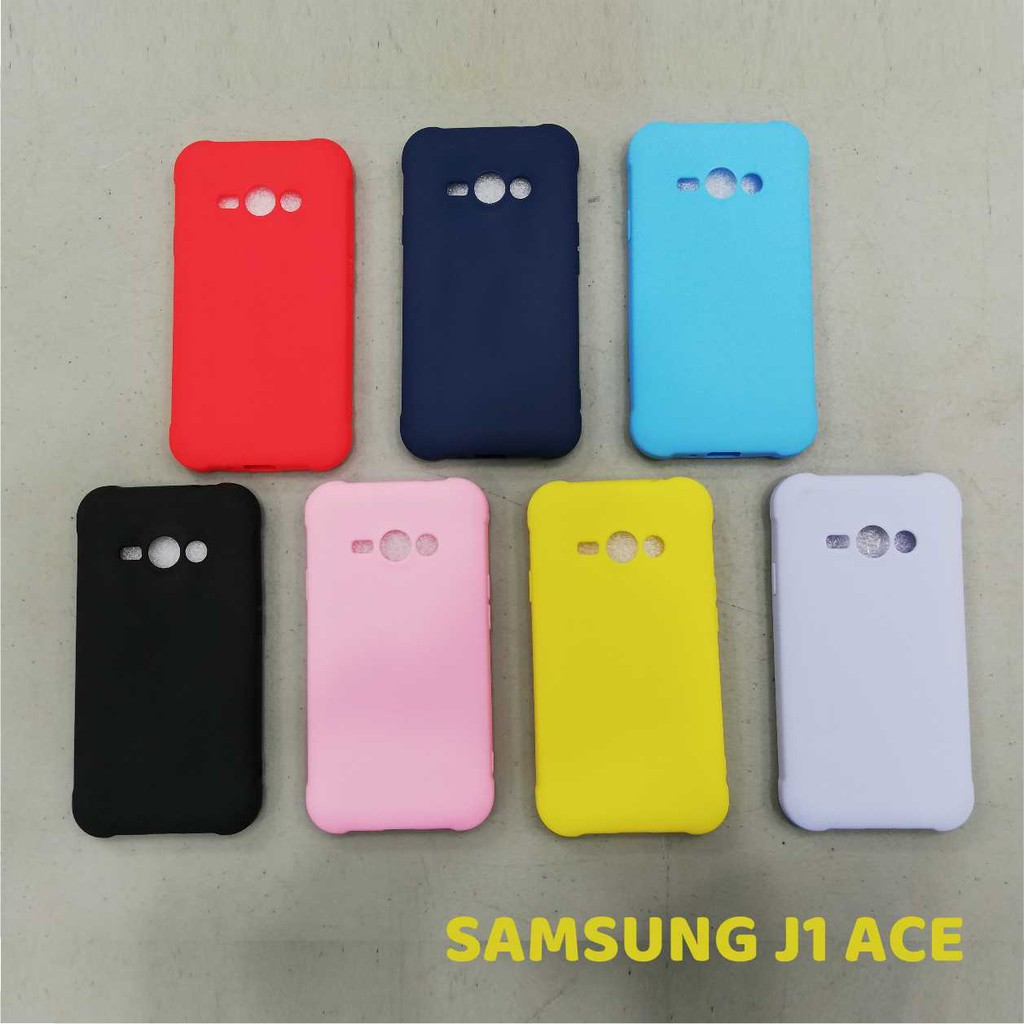 Softcase Candy Warna Warni Samsung J1 Ace Shopee Indonesia