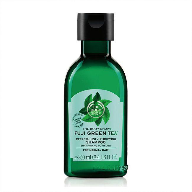 The Body Shop Hair Care Package Duo Fuji Green Tea Shampoo-2