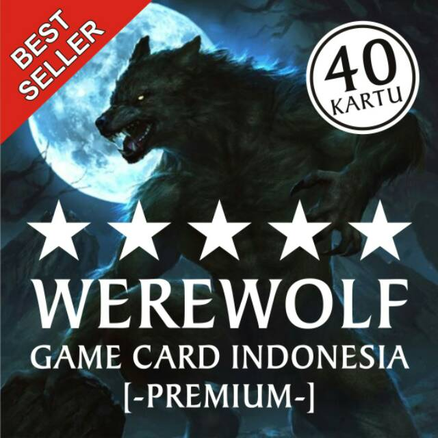 Download Kartu Werewolf Lengkap