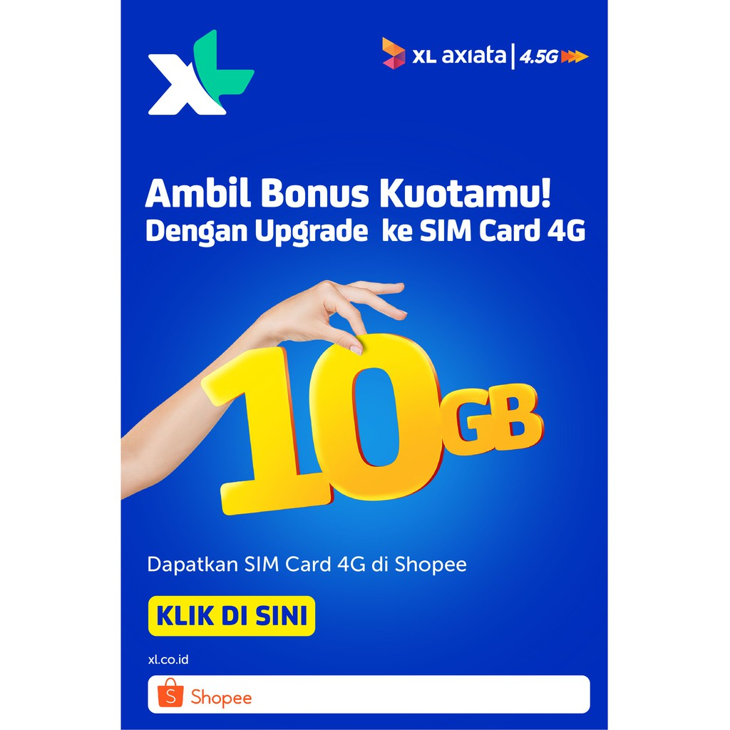 Toko Online Xl Axiata Official Store Shopee Indonesia Starter Pack Paket Xtra Combo 5gb Youtube