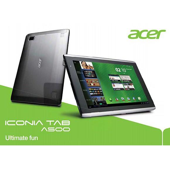 Acer Iconia Tab A500 32GB Windows 7 Original