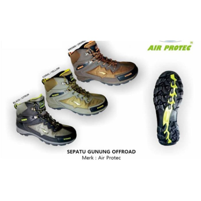 Sepatu Gunung Air Protec Columbia  3f42b41ee0