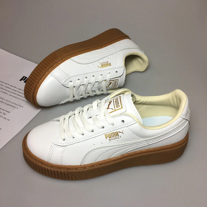 New arrive Puma by Rihanna Suede Creepers women's and men
