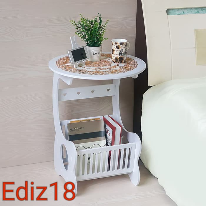 Interior dengan sofa bulat – furnitur praktis dan dekoratif