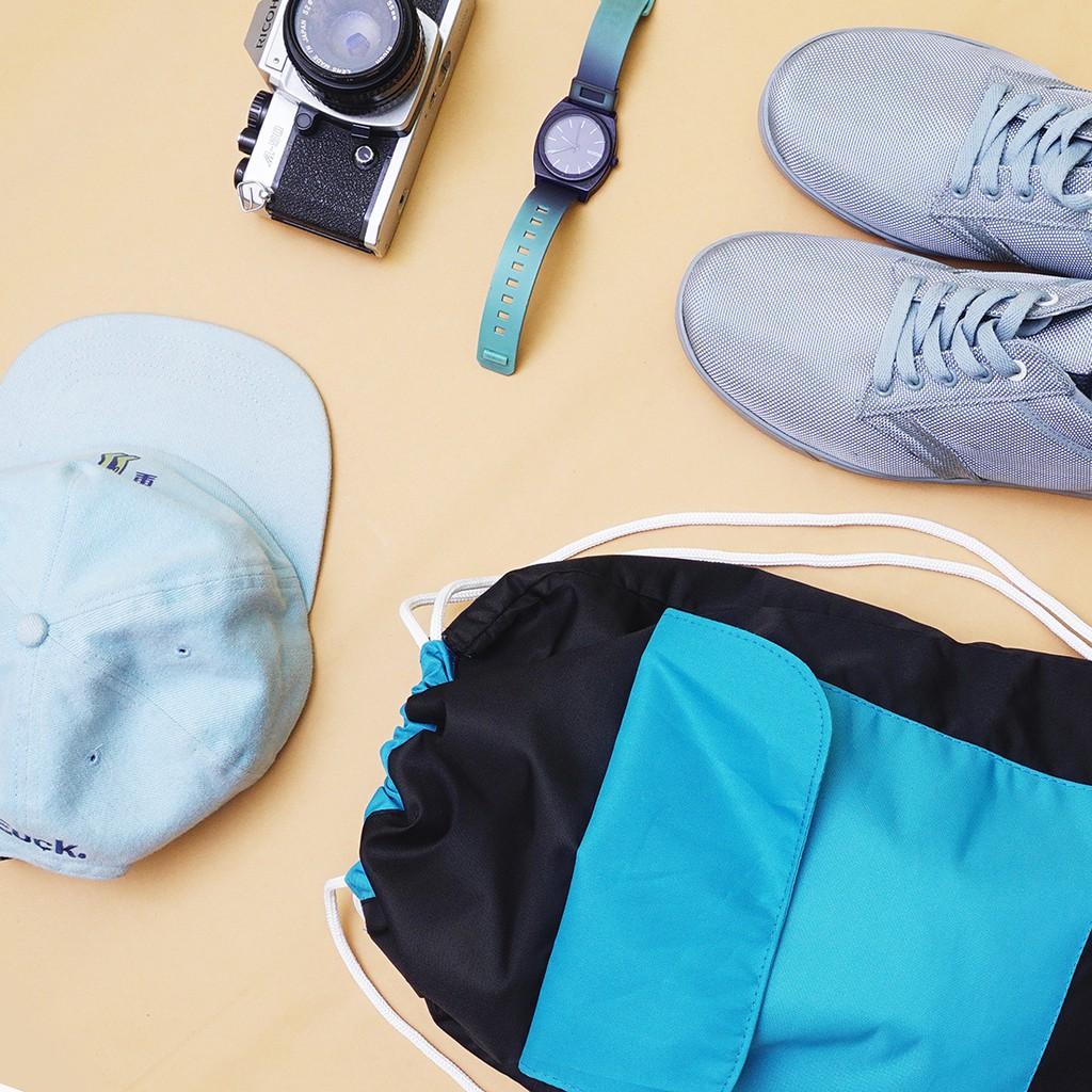 Up To 72 Discount From Brand Niion New Ordo Black Euck Atsu String Bag Sack Drawstring Tas Serut And