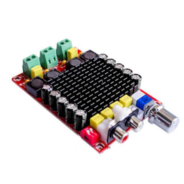 TDA7498 2X100W DC12V-36V Dual Channel Stereo Digital Audio Power Amplifier Board