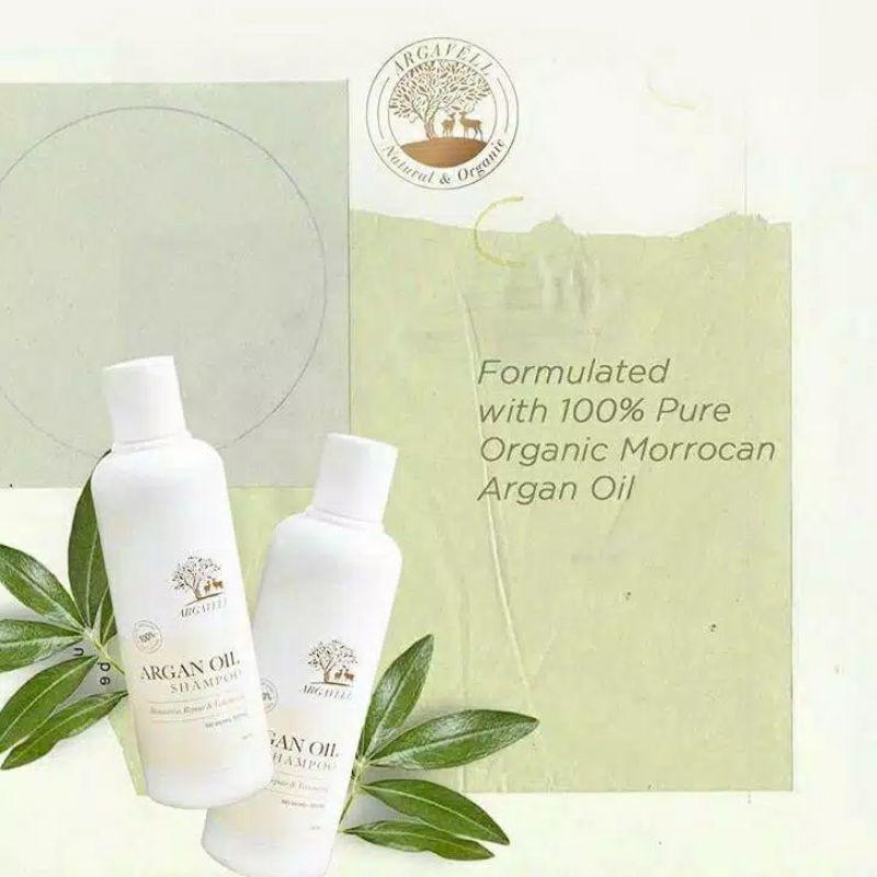 ARGAVELL ARGAN Oil Shampoo 240ml/Shampoo herbal / SHAMPOO ARGAVELL-3