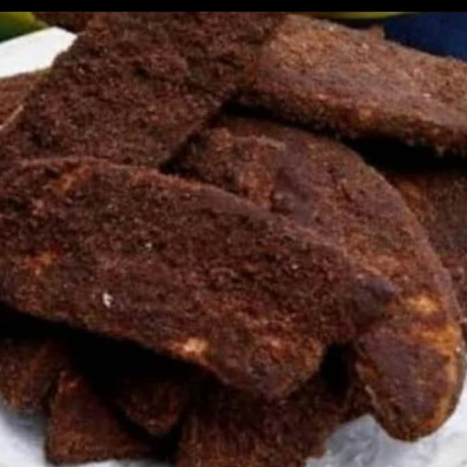 Gambar Keripik Pisang Coklat Khas Lampung Bestseller Kripik Pisang Coklat Khas Lampung Keju Susu Shopee