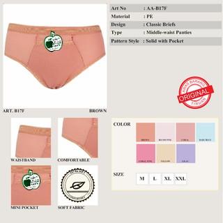 Arrow Apple Celana Dalam Wanita 017 3 Pcs suka 5 .