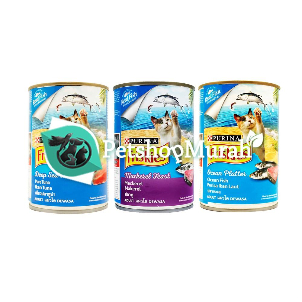 Makanan Kucing Whiskas Tuna Ocean Fish 400 Gram Shopee Isi 2 Pack Can 400gr Basah Rasa Indonesia