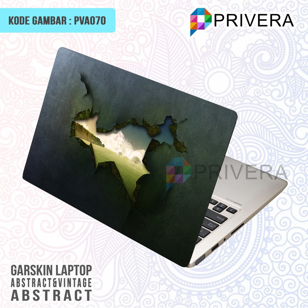 Garskin Yicam Skin Laptop Cover Keyboard Protector Stiker Hp Silicone Protektor Pelindung Silikon Pva133 Aztec Pattern Shopee Indonesia