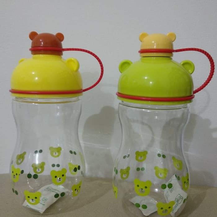 B3C173 Botol Minum Anak Karakter OWL BPA Free - Water Bottle 540ml B005 | Shopee Indonesia