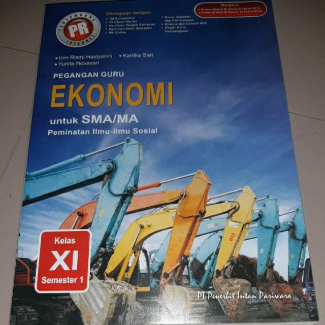 Buku Kunci Jawaban Pr Ekonomi Kelas 11 Semester 1 Shopee Indonesia