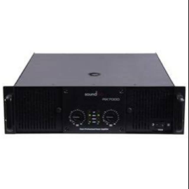 POWER AMPLI SOUNDLAB RX 7000 RX7000 ORIGINAL