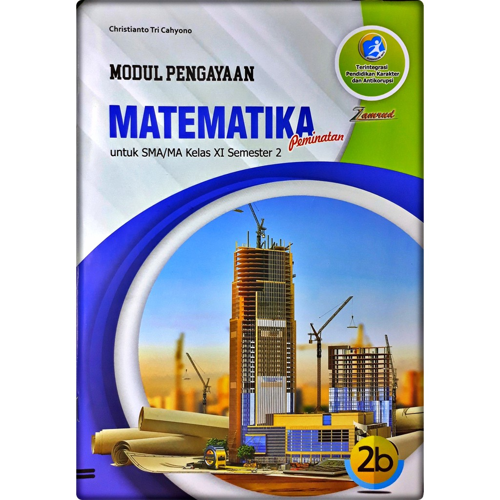 Lks Matematika Peminatan Sma Ma Kelas Xi 11 Semester 2 Zamrud Shopee Indonesia