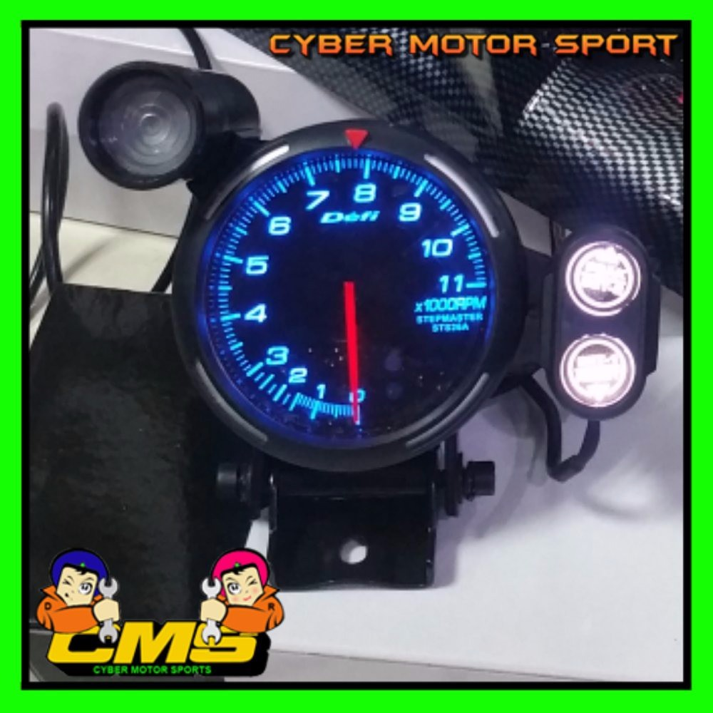 Defi Zd Tachometer Link Meter All In One Shopee Indonesia