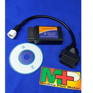 P55T scanner diagnostik tool kekan motor Yamaha obd obd2 ...