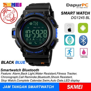 ... Jam Tangan SKMEI 1245 Bluetooth Smart Sport Watch. suka: 13