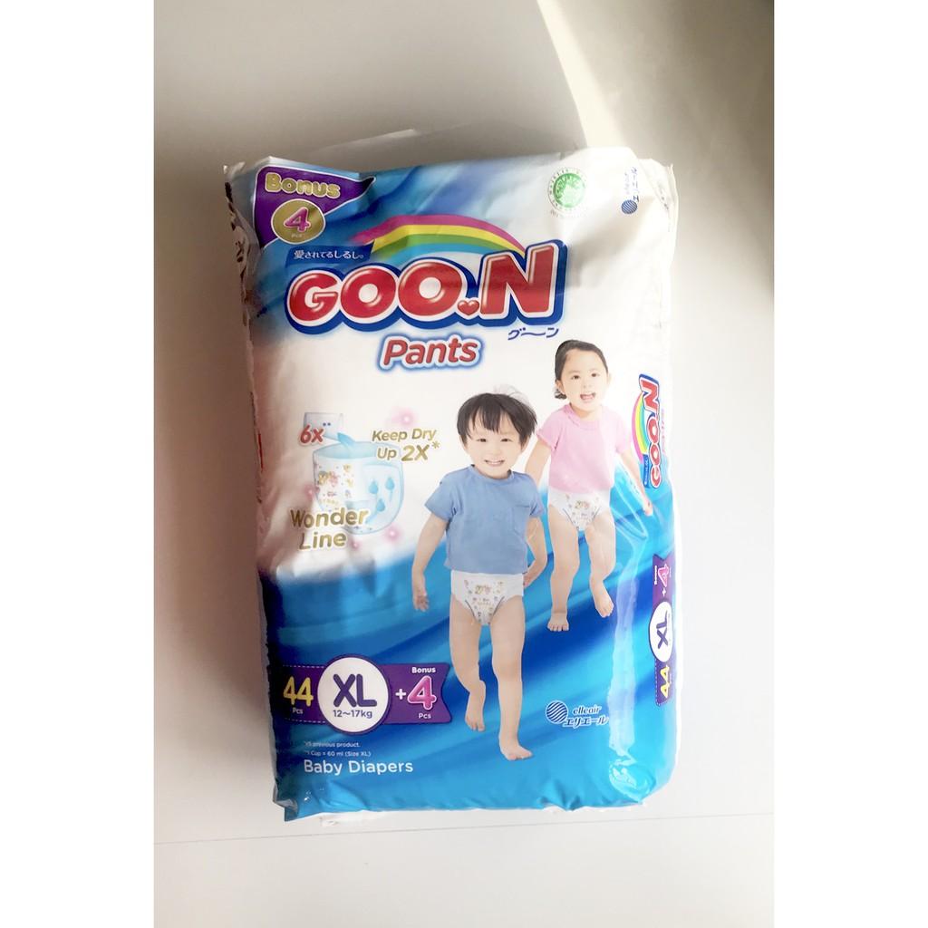 Goon Pants Xl Temukan Harga Dan Penawaran Popok Bayi Online 22 Terbaik Ibu November 2018 Shopee Indonesia