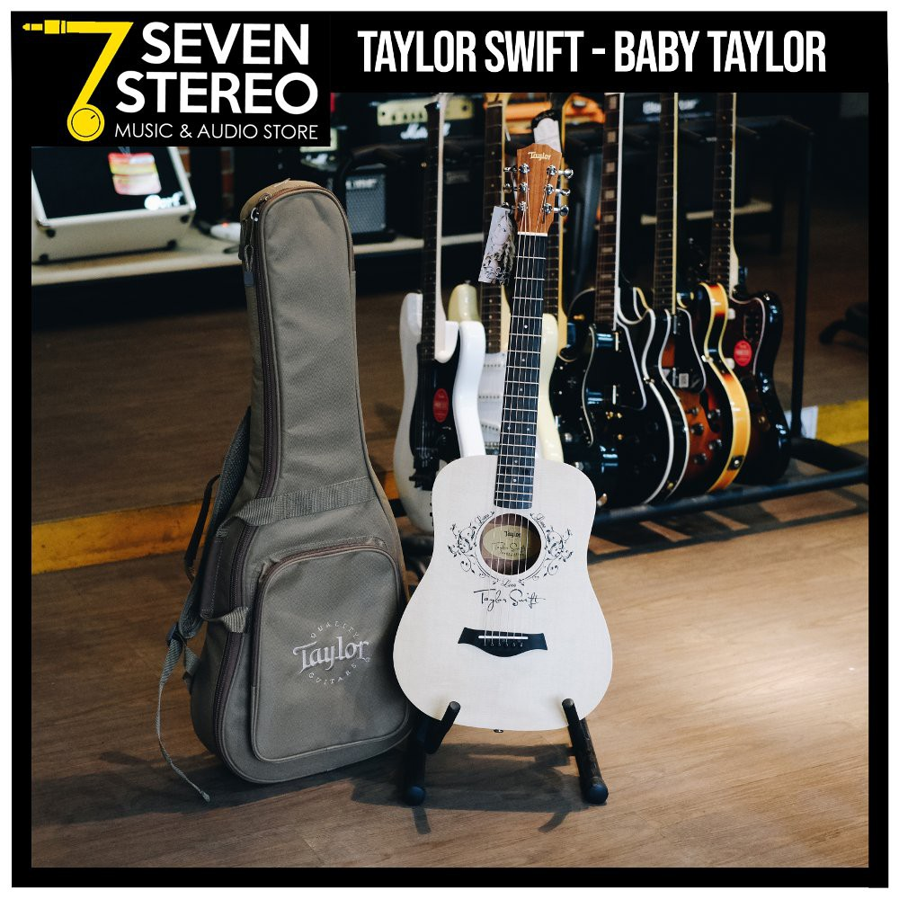 Taylor Taylor Swift Baby Taylor Guitar Shopee Indonesia