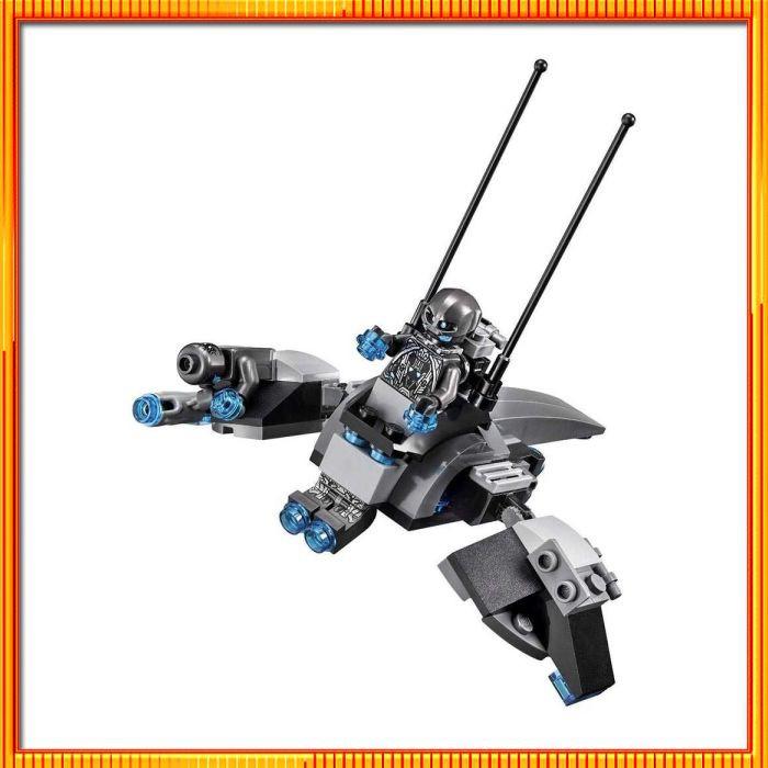 76029 LEGO Marvel Super Heroes Avengers Iron Man vs Ultron - Damaged Box