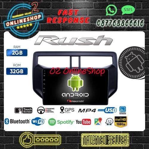 Tv oem New Rush Tape Nakamichi 2din GPS Android TV Head Unit Autolink