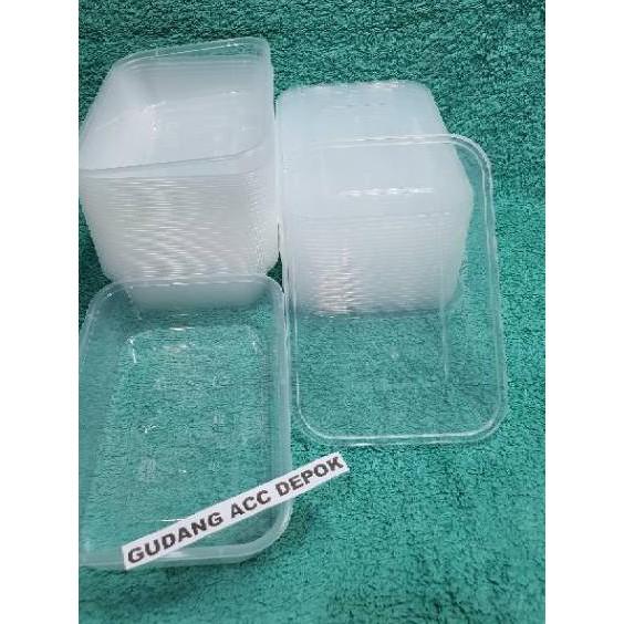 [beforetitle5] ♝THINWALL DM500 ML FOOD CONTAINER BOX TEMPAT KOTAK MAKAN PLASTIK DM 500ML ♝