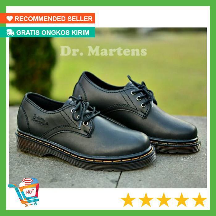 Sepatu dr.martens unisex sepatu pria sepatu dokmar boot sepatu dokmar kulit  docmart kulit asli ori  688a6007c5