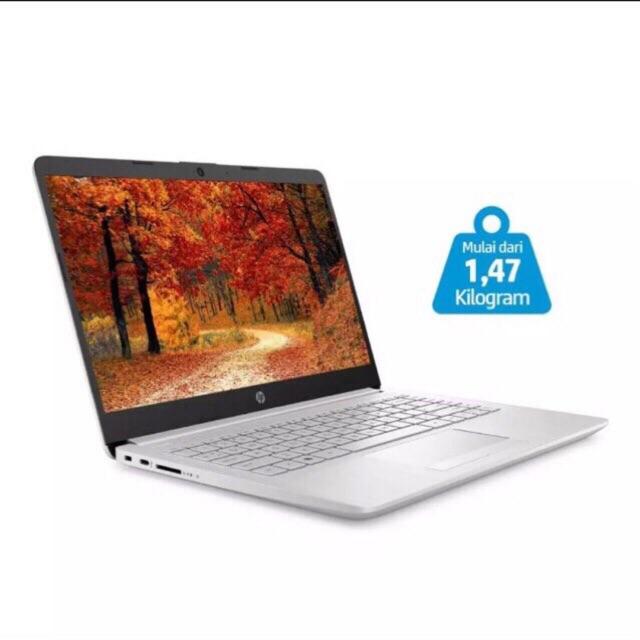 Laptop Hp Amd A4 Ram 4gb Hdd 1tb 14inch Vga R3 Slim Windows 10 Shopee Indonesia