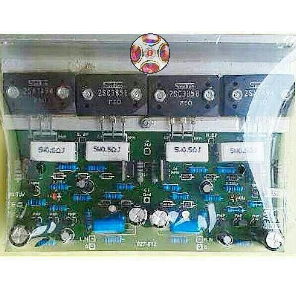"""Kit Module Power Amplifier """" Open Air """" 500w Modul Power Open - TRansistor   Shopee Indonesia"""