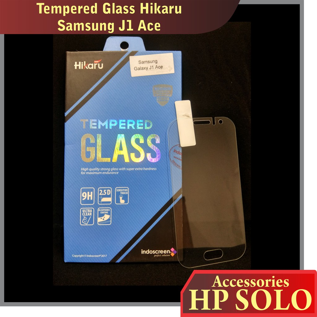 Tempered Glass Samsung Galaxy J1 Ace Anti Gores Screen Guard Indocreen Iscreen Oppo F3 Plus Clear Shopee Indonesia