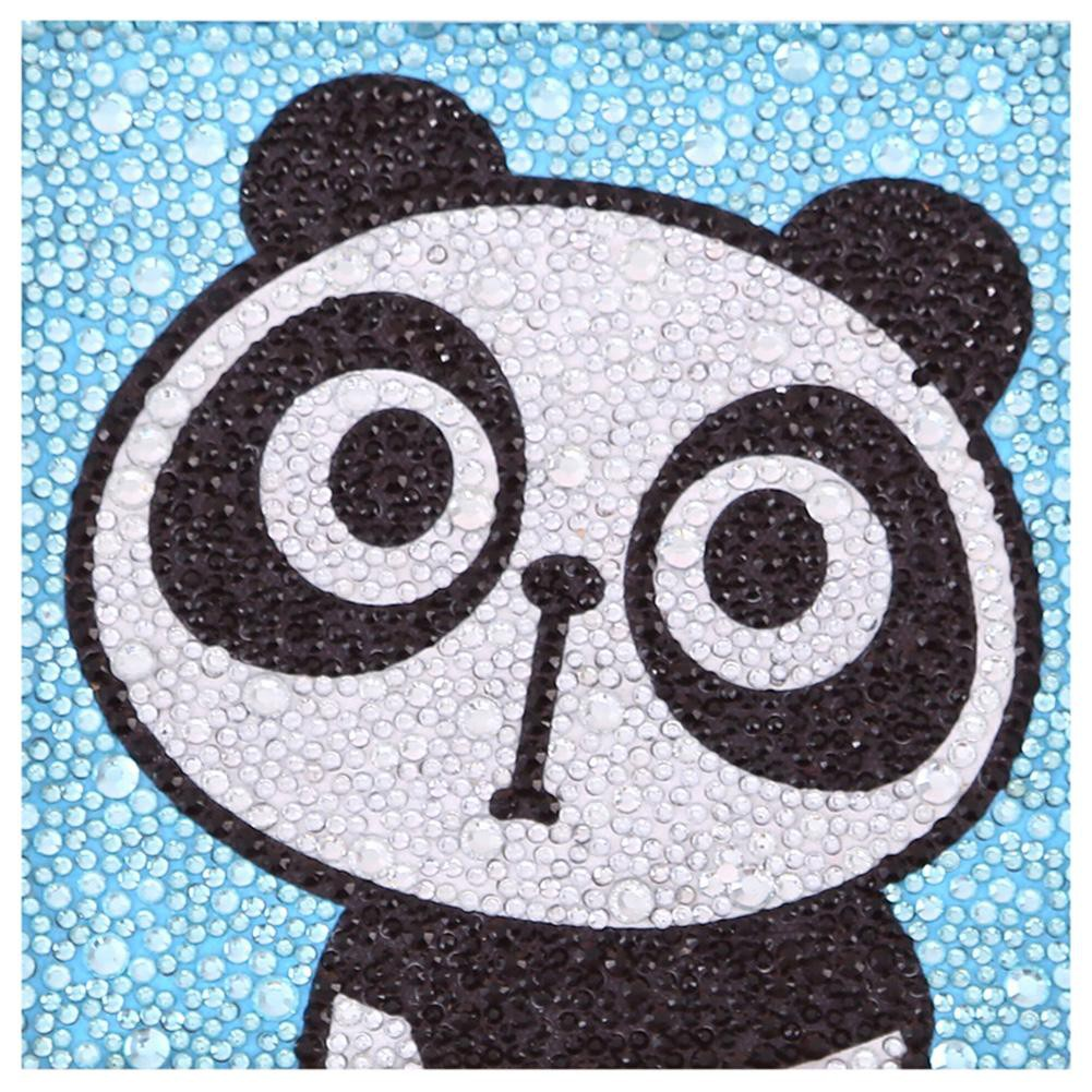DIY Lukisan Diamond 5D Dengan Gambar Kartun Binatang Untuk Hiasan Dekorasi Rumah UK