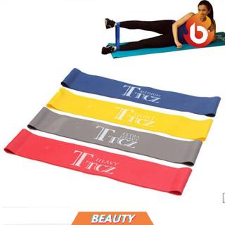 <Ready>Expander Loop Exercise Ruber Elastic Band Resistance Bands Strength Training