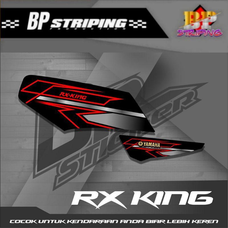 Cod Striping Variasi List RX KING - Stiker Variasi List Motor Rx King Racing Gold Emas Murah
