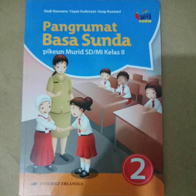 Pangrumat Basa Sunda Kelas 2 Sd Mi Shopee Indonesia