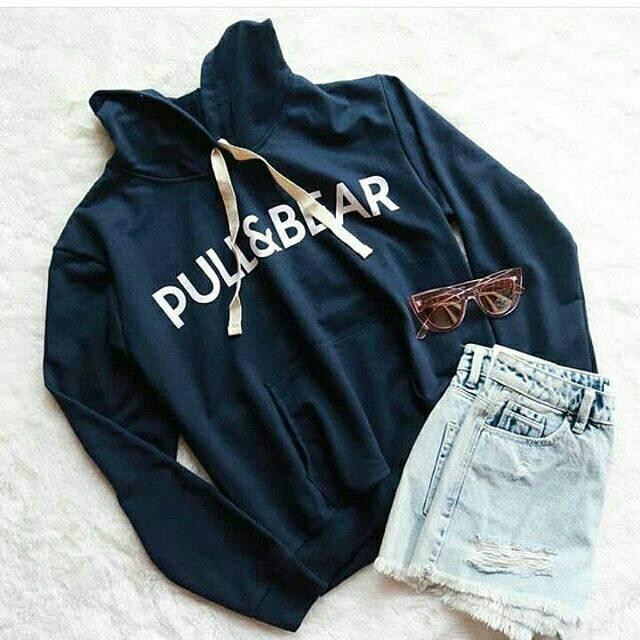 Batwing love rumbai . Panjang 60cm baju hitam  7089156b54