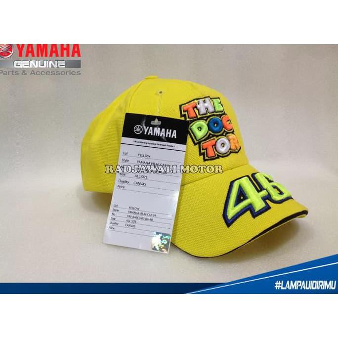 Indoclothing Topi Snapback Valentino Rossi 46 Hitam - Cek Harga ... 0588eb9100