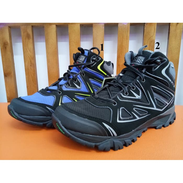 READY KARRIMOR MID BROWN/BLUE