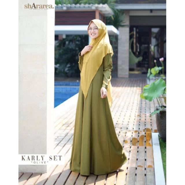 Karly Set By Shararea Shopee Indonesia