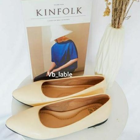 Bherka flatshoes vanilla Bherlyn ftatshoes vanilla
