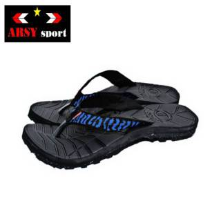 Arsy Sandal Gunung / Sandal Jepit - Motip Biru