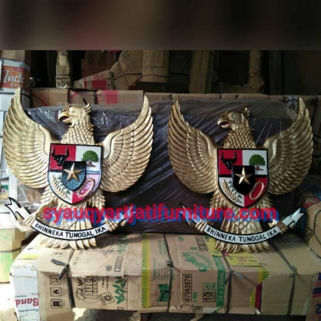 Lambang Garuda Pancasila Shopee Indonesia