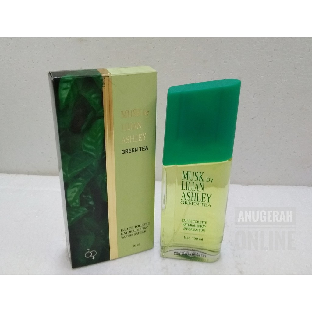 Musk By Lilian Ashley Eau De Parfum 100 Ml Shopee Indonesia 1 Gratis Original Black For Men 70ml
