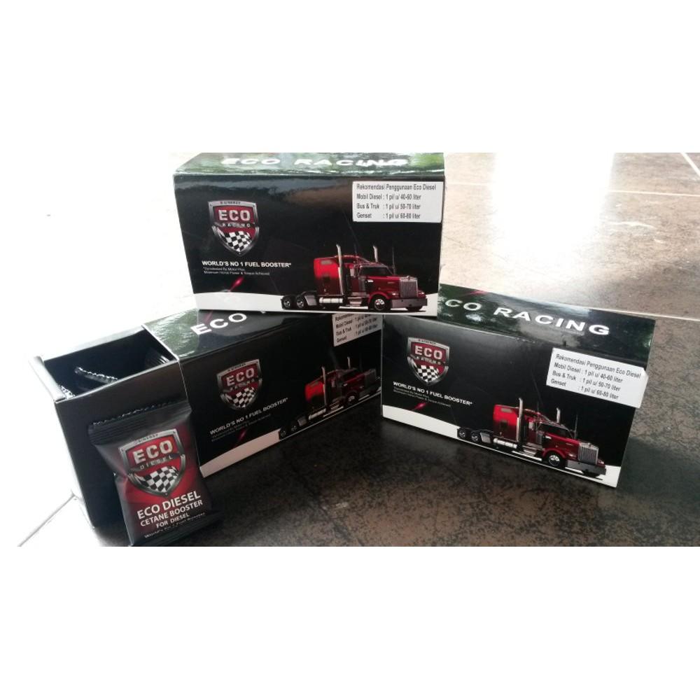 Ecodiesel >> Eco Diesel 1 Box 10 Tablet Hemat Solar Hingga 50