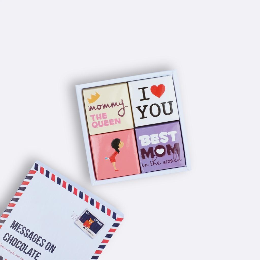 Kado Unik Coklat Puzzle Kado Untuk Hari Ibu Mother S Day Gift Shopee Indonesia